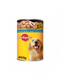 PEDIGREE CHICKEN CAN 400G